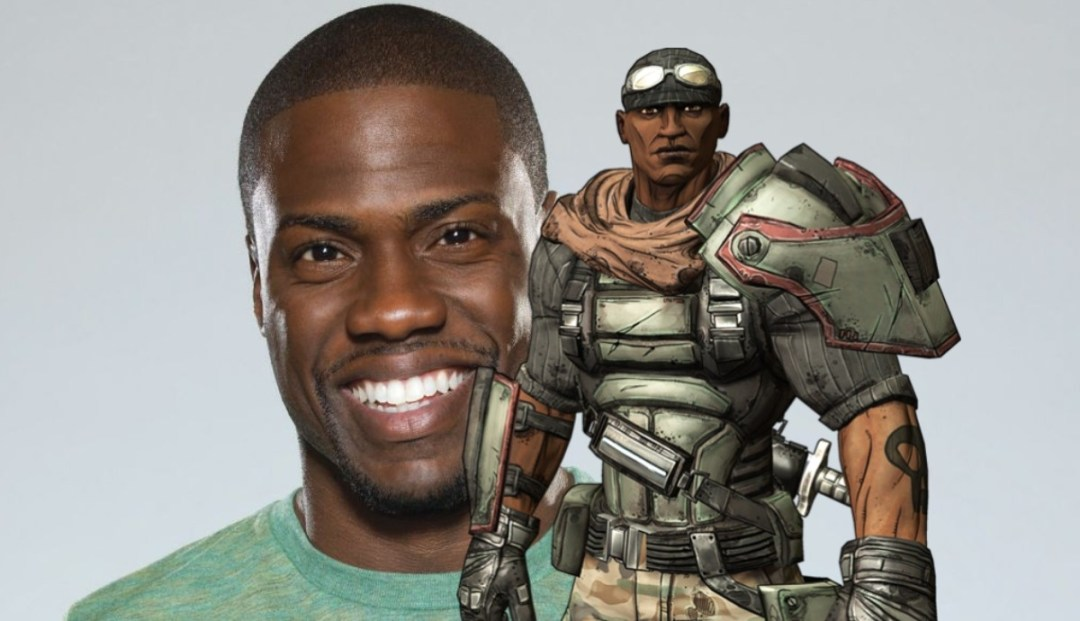 Borderlands Movie Officially Casts Kevin Hart As Roland - Game Informer