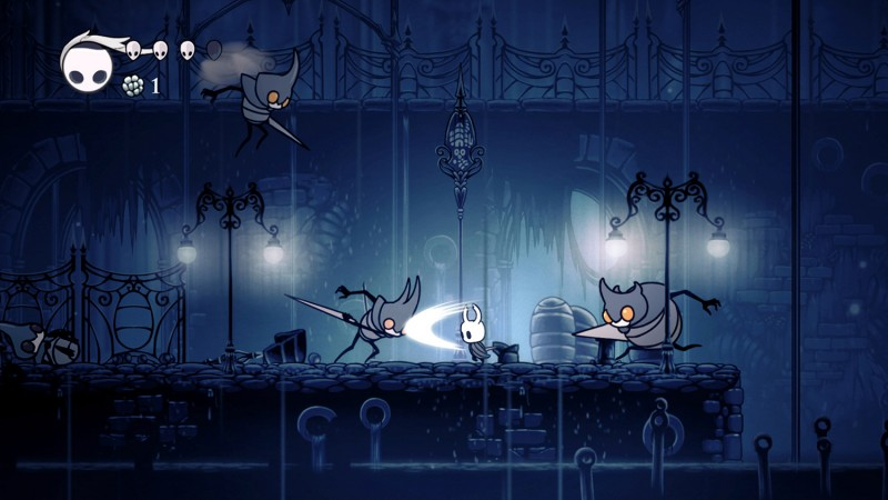 Hollow Knight Is Available Now On Switch  Game Informer