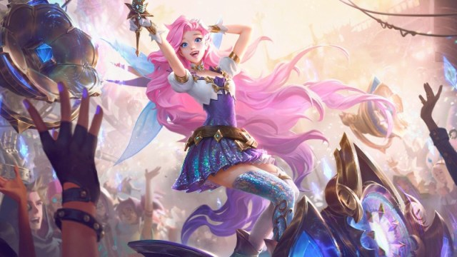 Seraphine Is Officially League Of Legends' Next Champion 2