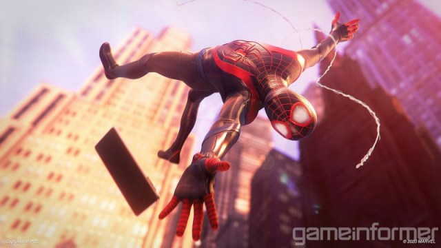 Marvel's Spider-Man: Miles Morales Exclusive Screenshot Gallery 2