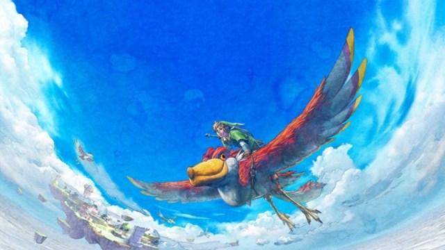 Legend Of Zelda: Skyward Sword HD Remake On Switch Locks Fast-Travel Behind Loftwing Amiibo 2