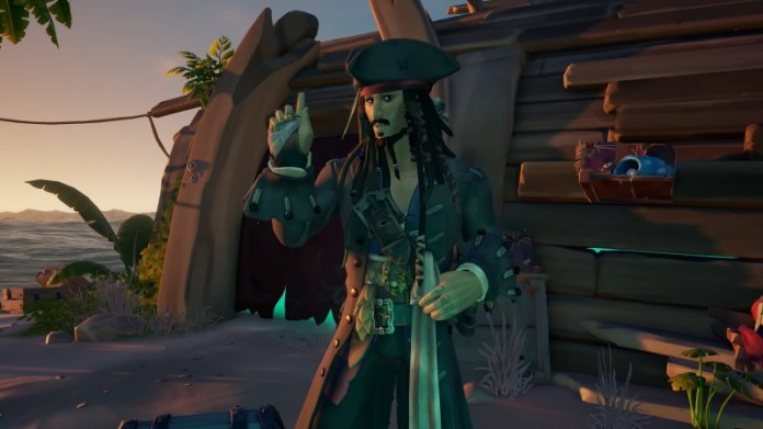 sea of thieves a pirates life jack sparrow 2