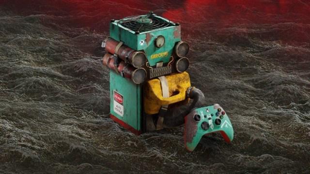 Microsoft Is Giving Away A Custom Far Cry 6 Xbox Series X 2