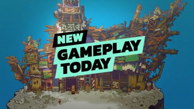 Eastward   New Gameplay Today 2