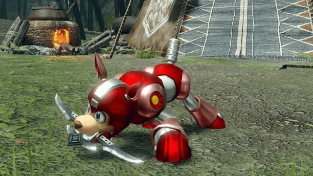 Mega Man's Rush Springs Into Monster Hunter Rise Next Week 2