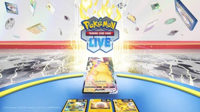 Pokémon TCG Live App Announced, TCG Online App Shutting Down 2
