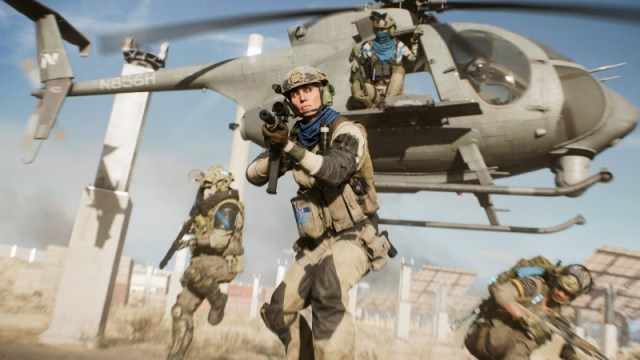 Battlefield 2042 Hazard Zone Game Mode Revealed, 'High Stakes, Squad-Based' Intensity 2