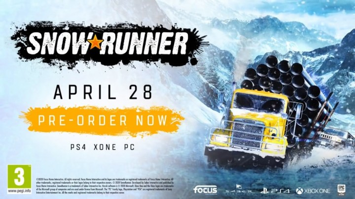 Preview – SnowRunner (Xbox One)