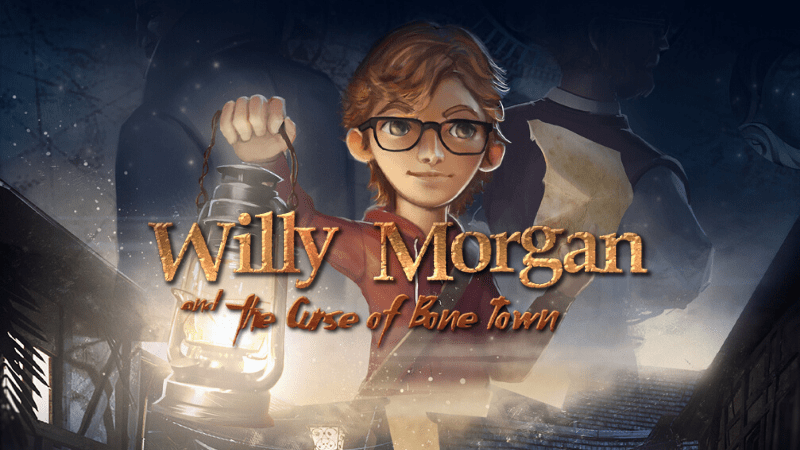 Willy Morgan and the Curse of Bone Town – Erscheint für Nintendo Switch