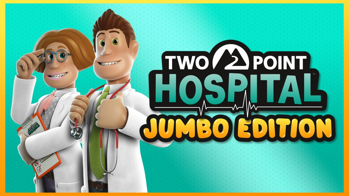 Two Point Hospital: JUMBO Edition – Jetzt auf Konsolen!