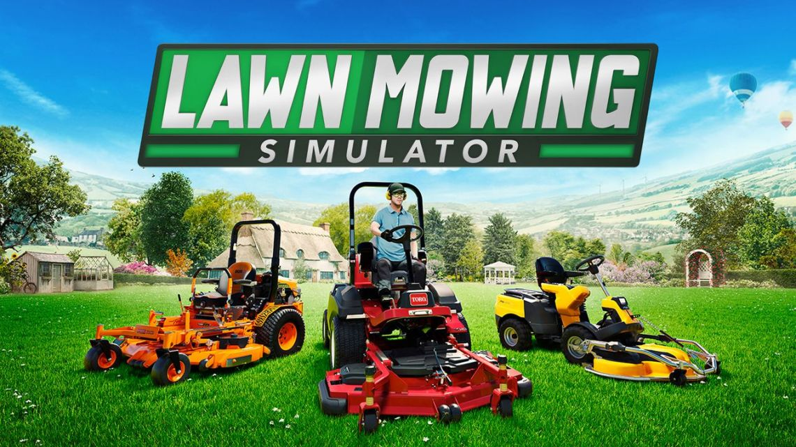Preview – Lawn Mowing Simulator (PC)