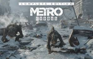 Metro Exodus Complete Edition se estrena en Xbox Series X/S…