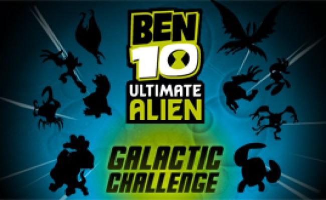 Galactic Challenge Ben 10