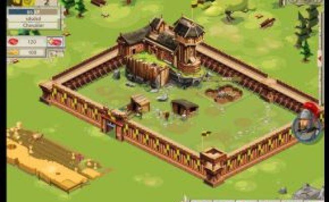 Goodgame Empire Simulation
