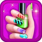 nail art beauty salon fashion
