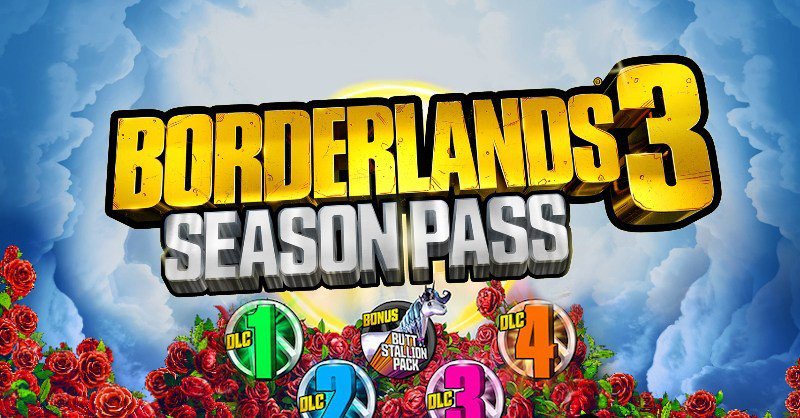 Borderlands 3 Season Pass Code Free