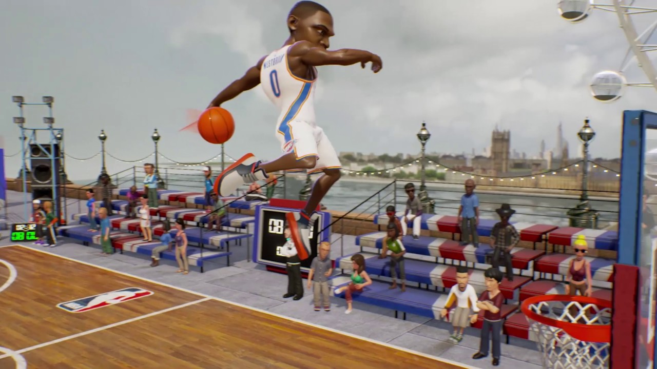 2K Kondigt NBA Playgrounds Aan