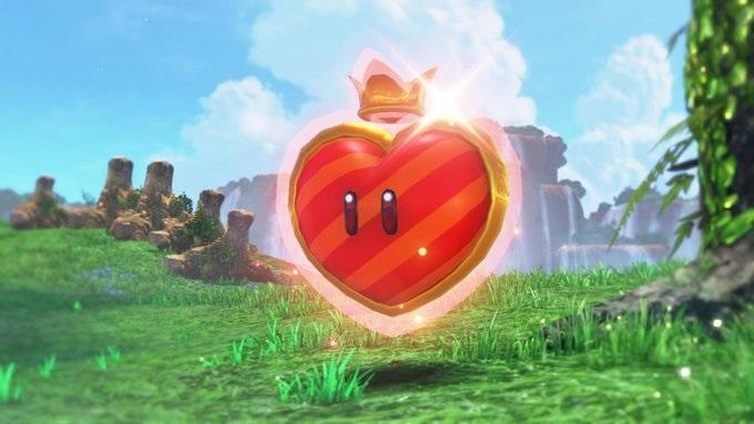 E3 2017 : Un mode coop dans Super Mario Odyssey