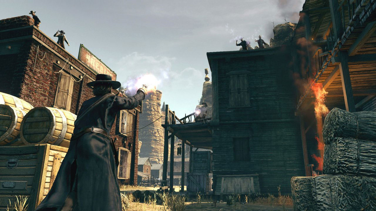 New pictures for Call of Juarez : Bound in Blood