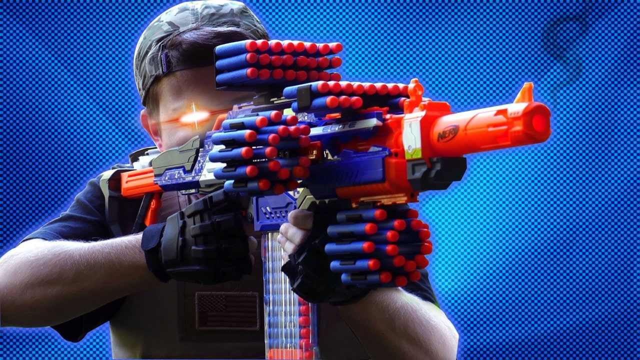 Best Nerf Guns To Buy This Christmas Game Life
