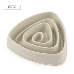 gamelle-anti-glouton-Triangulaire-beige