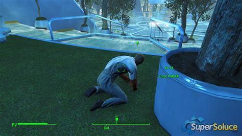 Mission Du RDR Dans Fallout 4 Lespion Sous Terre Gamelove