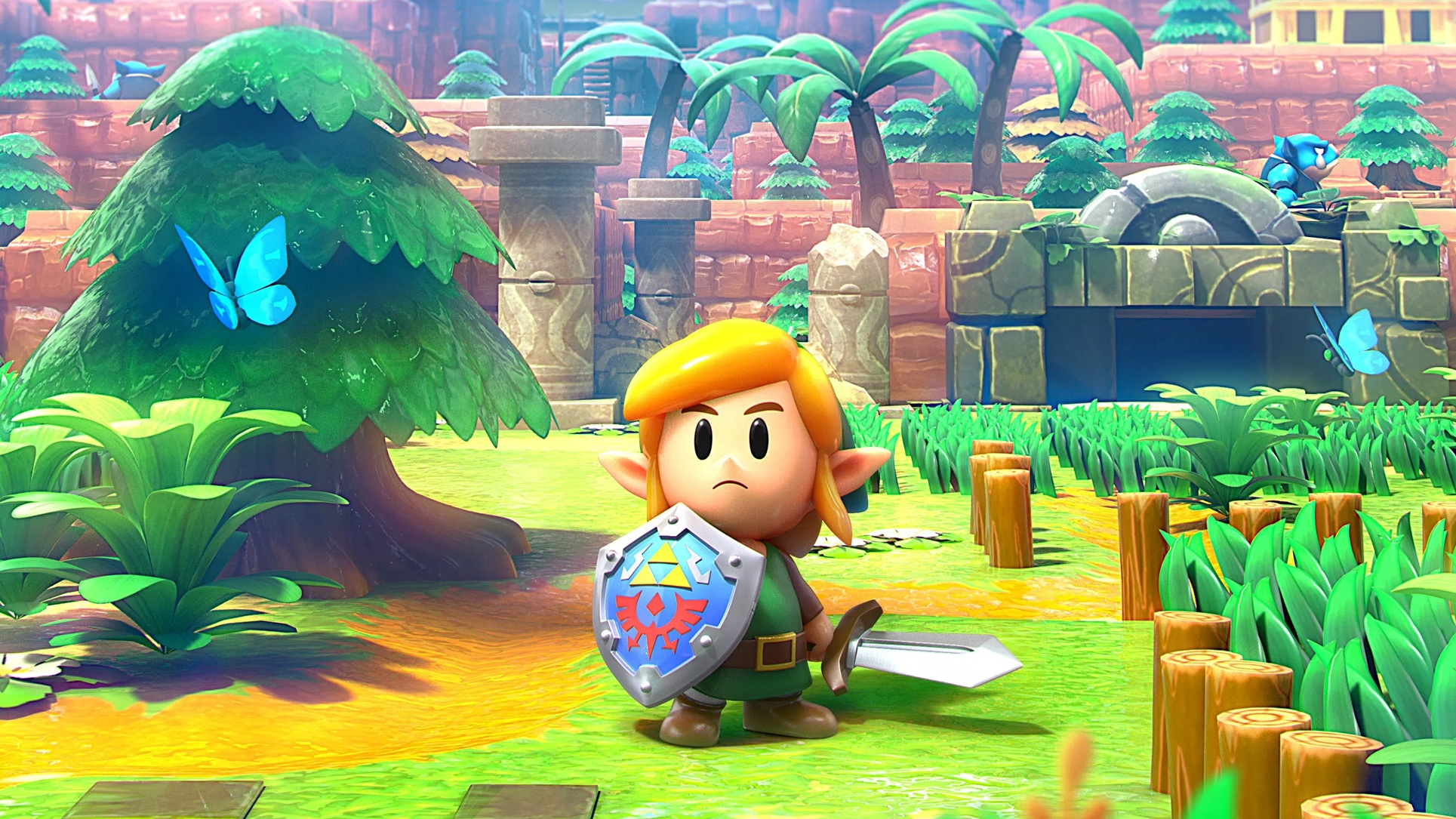 Ps3 Animated Wallpaper Link S Awakening Fait Le Point Avant Sa Sortie Sur Switch