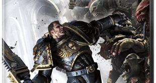 gamelover Warhammer 4000 Space Marine