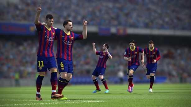 gamelover FIFA 14 Screenshot 2