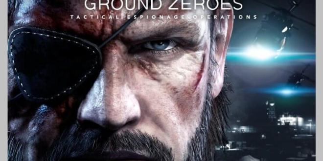 gamelover Metal Gear Solid V Ground Zeroes