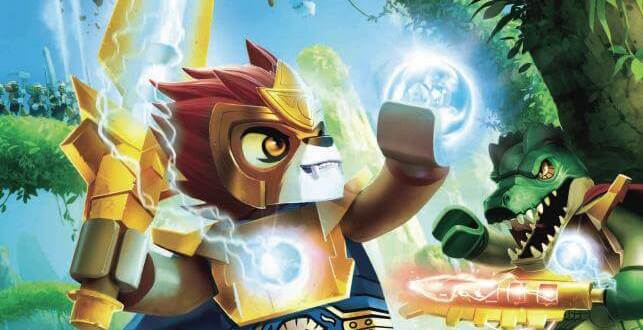 gamelover LEGO Legends Of Chima