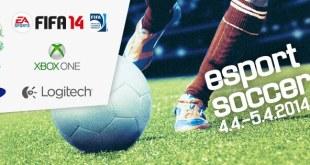 gamelover eSport Soccer Cup Flyer