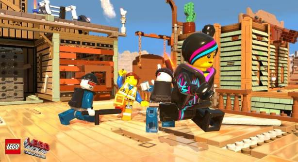 gamelover The LEGO Movie Videogame Screen 1