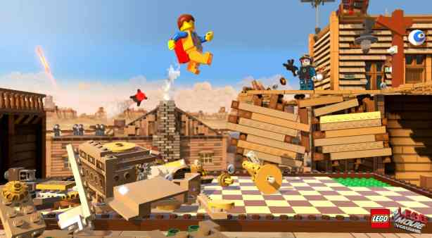 gamelover The LEGO Movie Videogame Screen 2