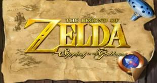gamelover The Legend of Zelda Symphony of the Goddesses