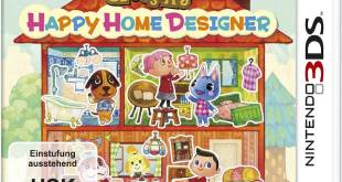 gamelover Animal Crossing Happy Home Designer