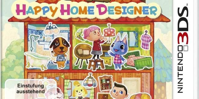 gamelover Animal Crossing Happy Home Designer