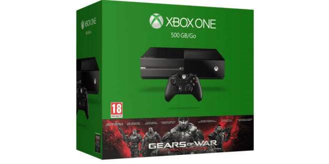 gamelover XboxOne GOW Ultimate Edition