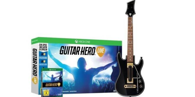 gamelover Guitar Hero Live