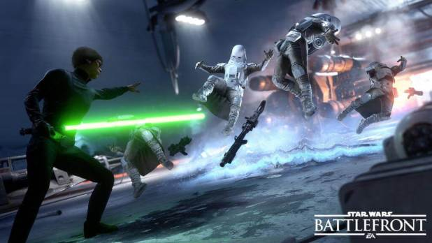 gamelover Star Wars Battlefront Screenshot 3