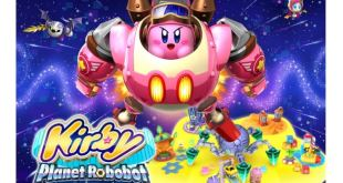 gamelover Kirby Plane Robobot
