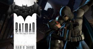 gamelover Batman Telltale