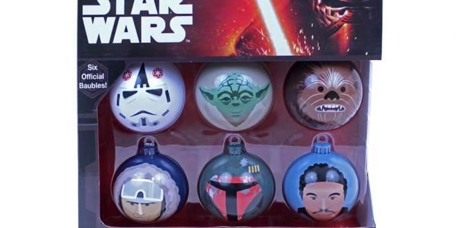 gamelover Star Wars Weihnachtskugeln