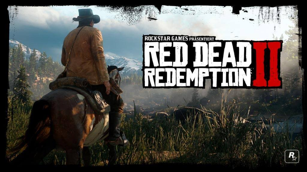 Red Dead Redemption 2: Offizieller Launch-Trailer [VIDEO]