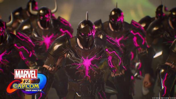 gamelover Marvel vs Capcom Infinite Screen 2