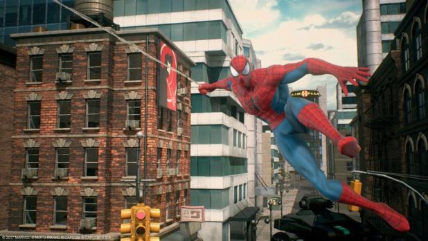 gamelover Marvel vs Capcom Infinite Screen 4