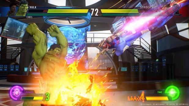 gamelover Marvel vs Capcom Infinite Screen 6