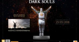 gamelover Amiibo Dark Souls Remastered