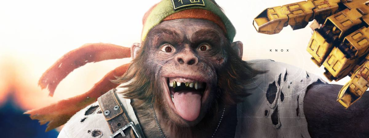 Beyond Good & Evil 2 - Ubisoft zeigt fast halbe Stunde Gameplay [VIDEO]