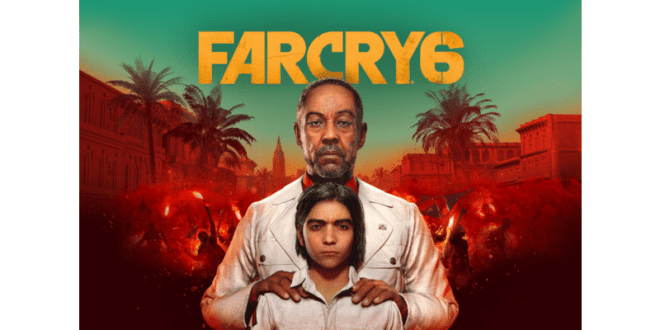 gamelover Far Cry 6